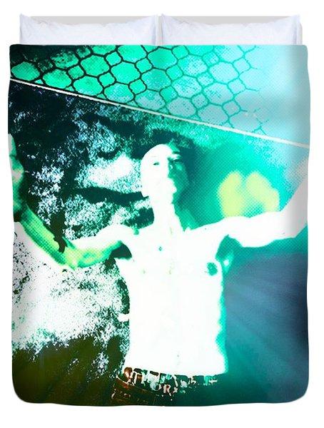 Transcendence  Duvet Cover