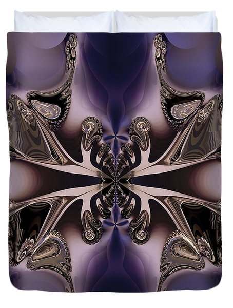 Transformation  Duvet Cover by Elizabeth McTaggart