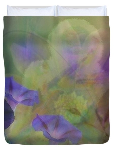 Transformation Duvet Cover