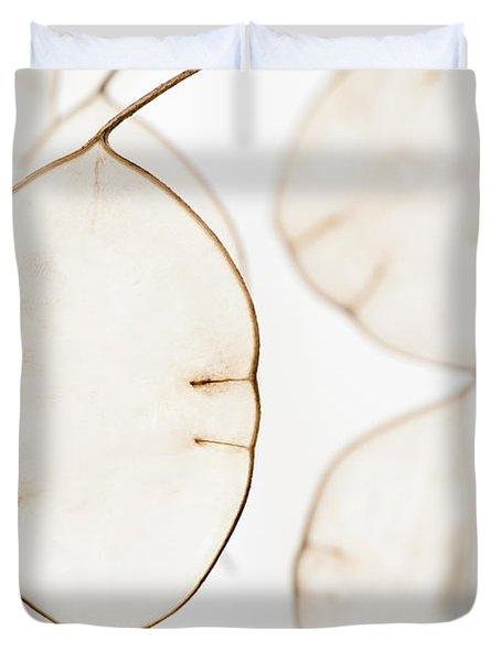 Translucent Duvet Cover by Anne Gilbert