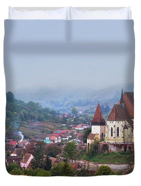 Transylvania Duvet Cover