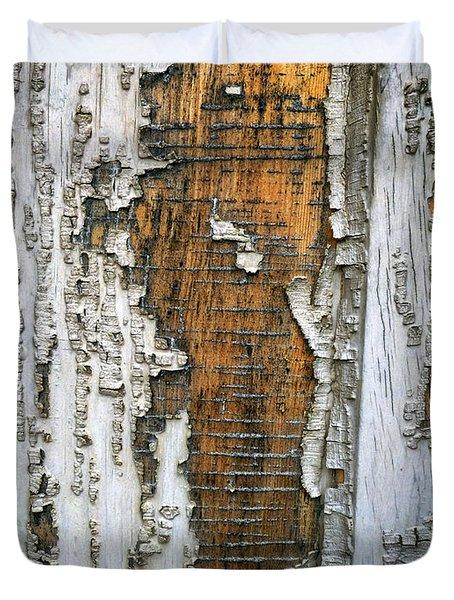 Tree Bark 2 Duvet Cover