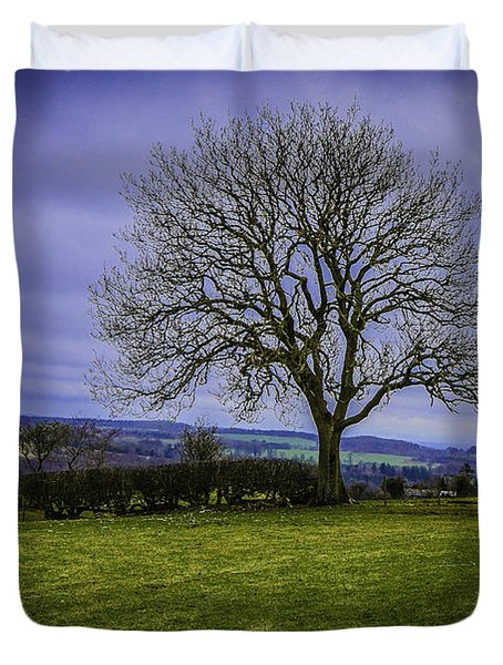 Tree - Hadrian's Wall Duvet Cover