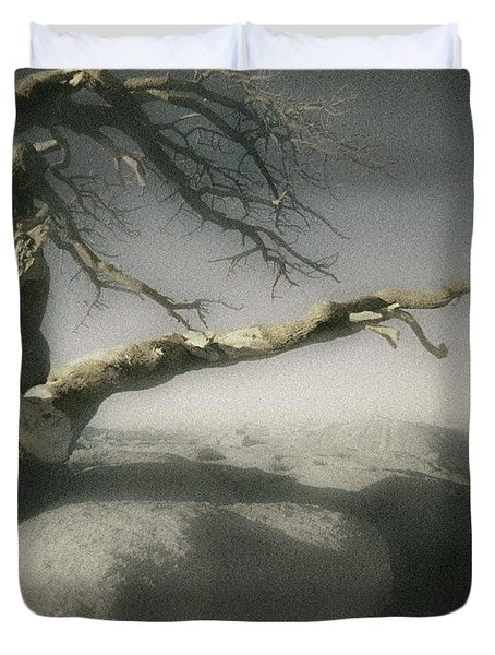 Tree Of Ages Duvet Cover