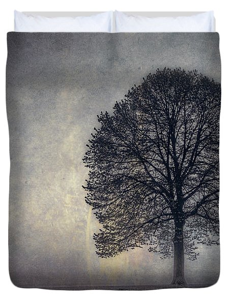 Tree Of Life Duvet Cover by Scott Norris