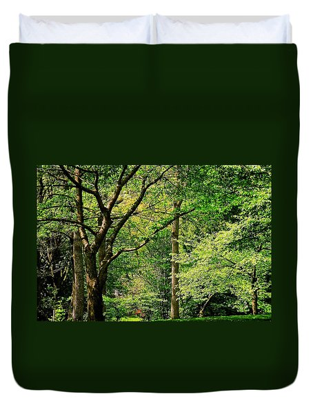 Tree Series 3 Duvet Cover