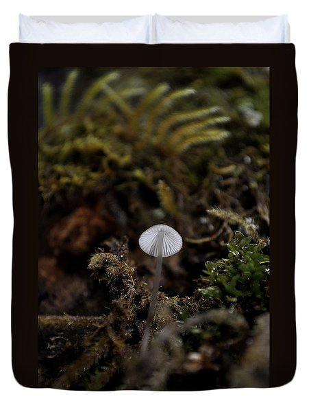 Tree 'shroom Duvet Cover