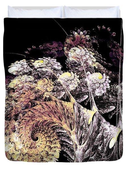 Tree Spirit Duvet Cover by Anastasiya Malakhova