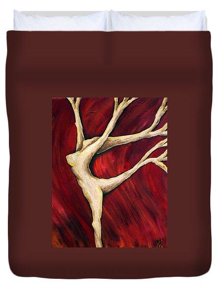 Tree Spirit Duvet Cover