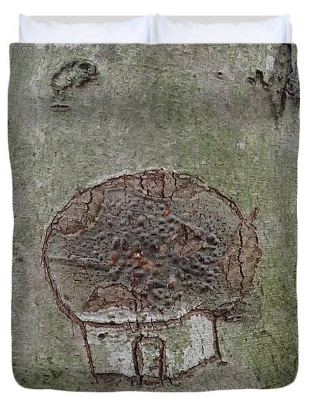 Tree Spirit Duvet Cover