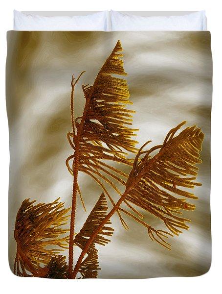Tree Top Duvet Cover by Ben and Raisa Gertsberg