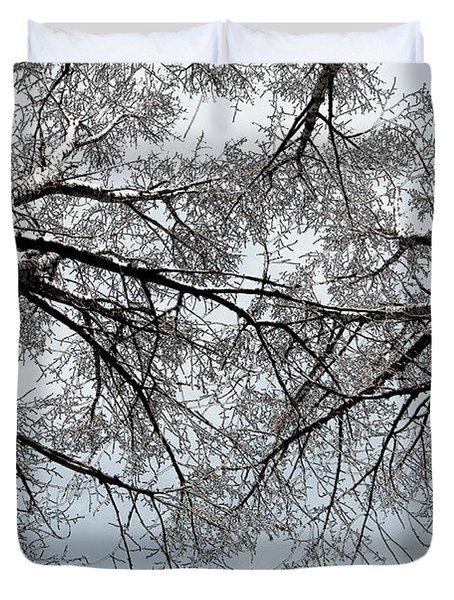 Trees  1 Duvet Cover