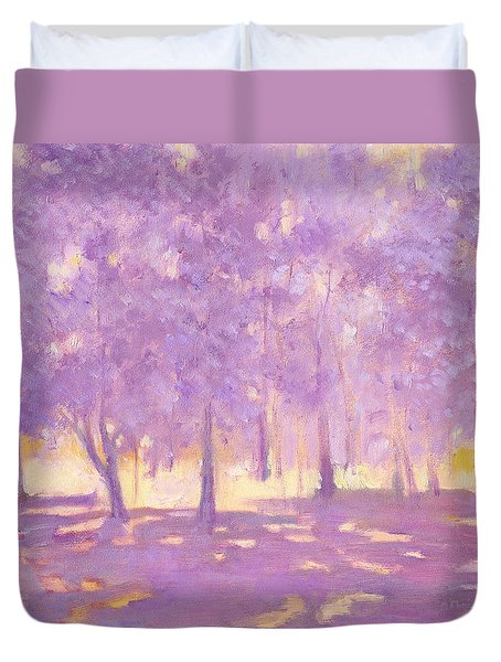 Trees6 Duvet Cover