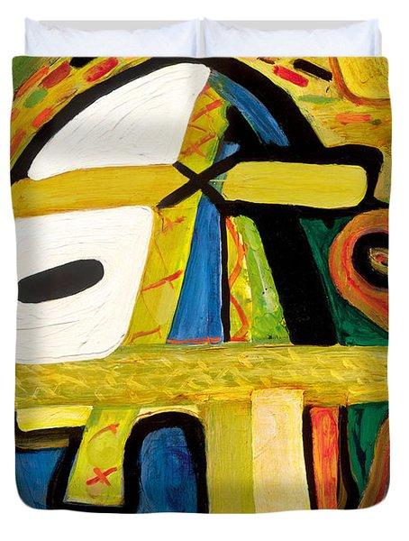Tribal Mood Duvet Cover