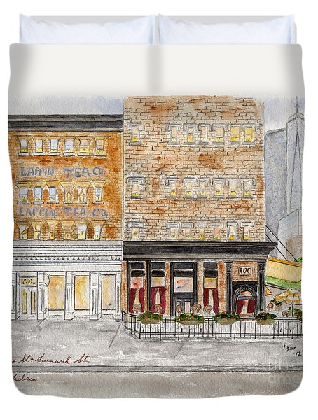 Tribeca Duvet Cover