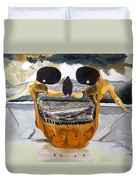 Tribulation Duvet Cover