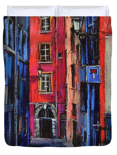 Trinite Square Lyon Duvet Cover