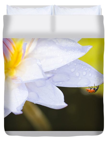 Tropical Adventure Duvet Cover