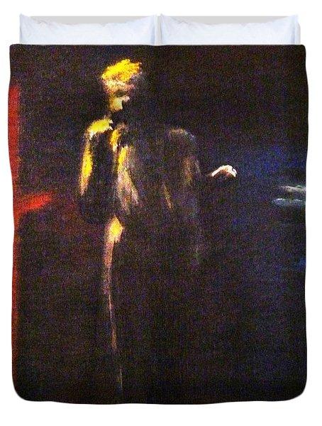 Troubadour Duvet Cover