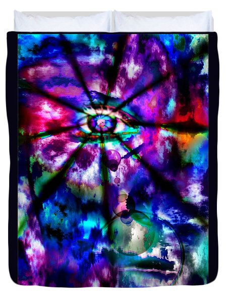 True Colors Duvet Cover by Tlynn Brentnall