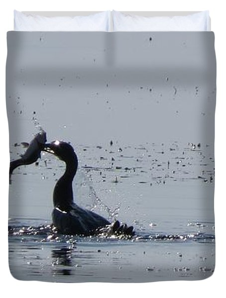 True Fisherman Duvet Cover