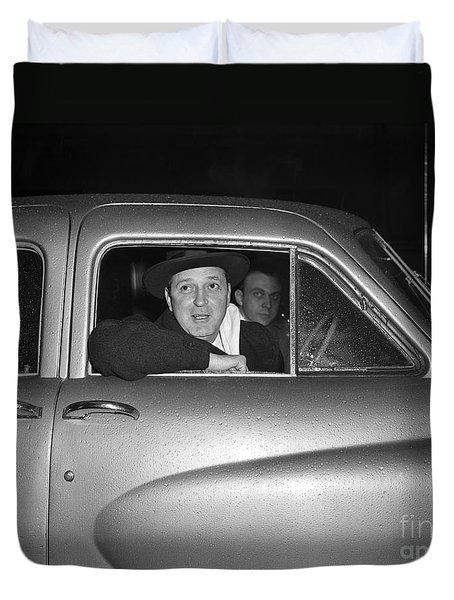 Tucker 1949 Duvet Cover