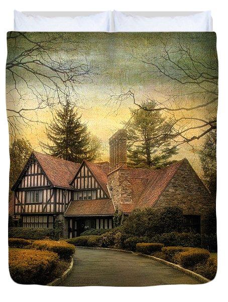 Tudor Road Duvet Cover