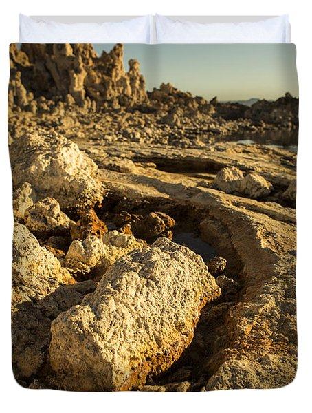 Tufa Rock Duvet Cover