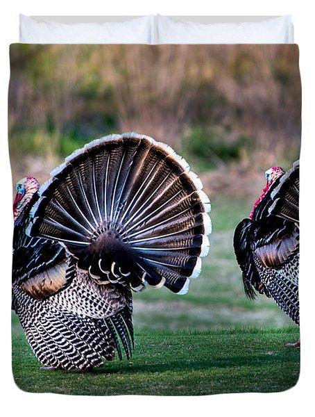 Turkey Duvet Cover