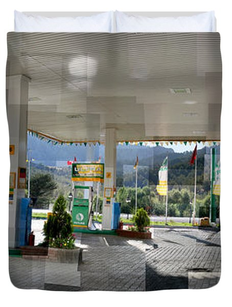 Turkish Gas Duvet Cover
