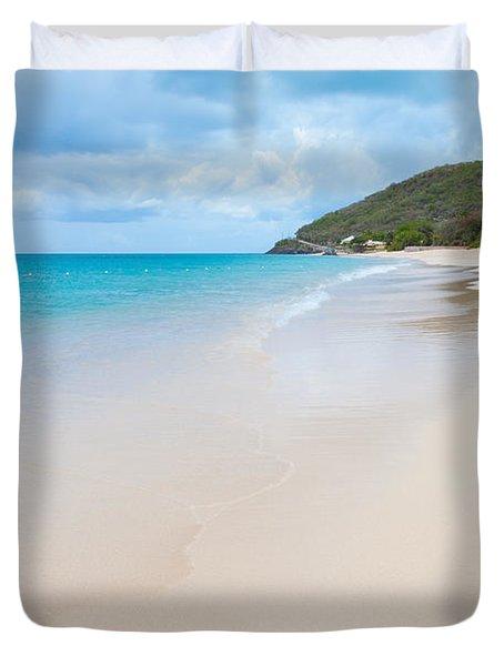 Turner Beach Antigua Duvet Cover
