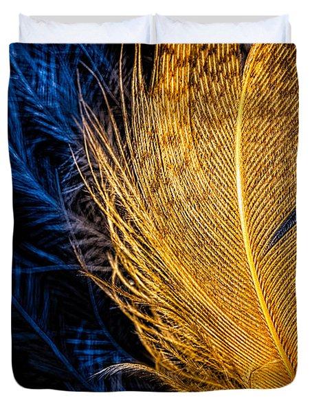 Tweety Bird Duvet Cover by Bob Orsillo