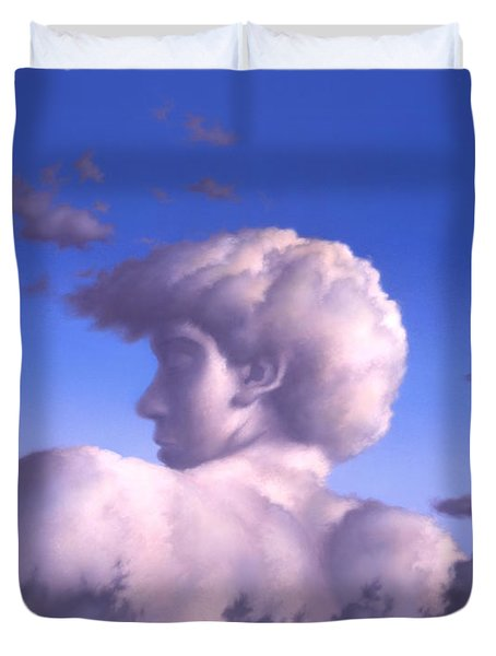 Twilight Duvet Cover by Jerry LoFaro