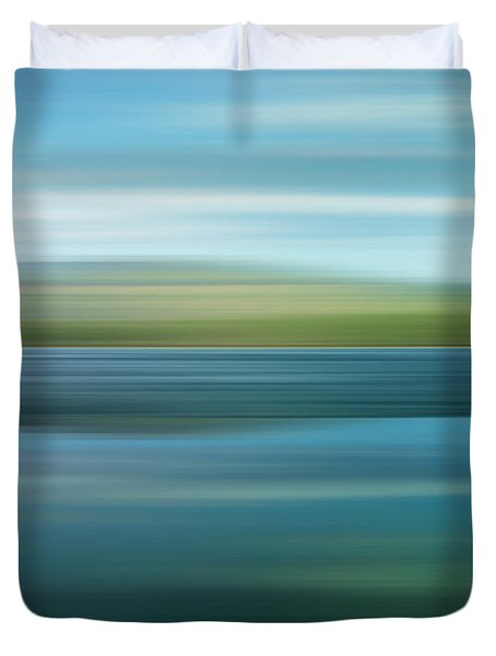 Twin Lakes Duvet Cover