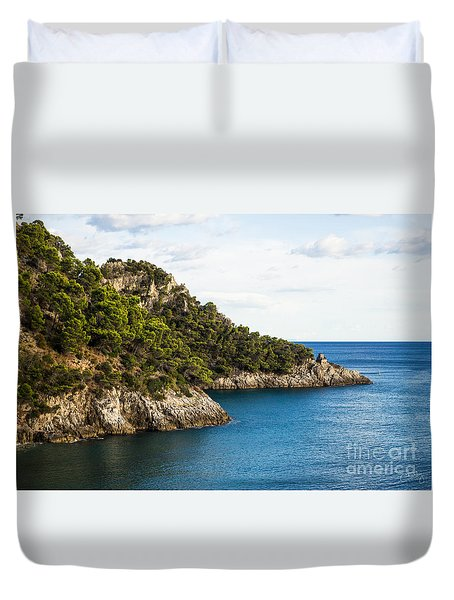 Twin Points Of Italy Duvet Cover