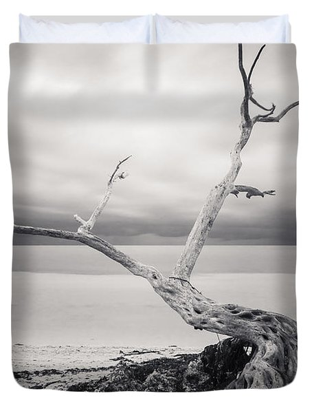 Twisted Duvet Cover by Adam Romanowicz