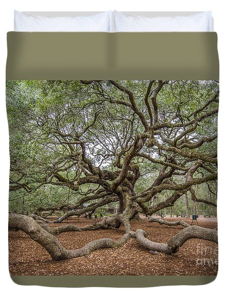 Twisted Limbs Duvet Cover
