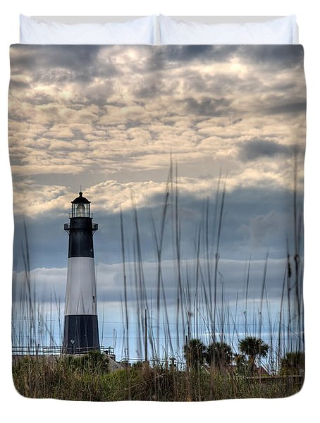 Tybee Light Duvet Cover