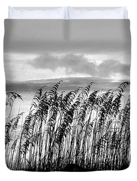 Tybee Lighthouse One Duvet Cover by Steve Archbold