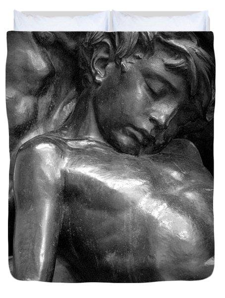 Ugolin Detail From Orsay Museum Duvet Cover