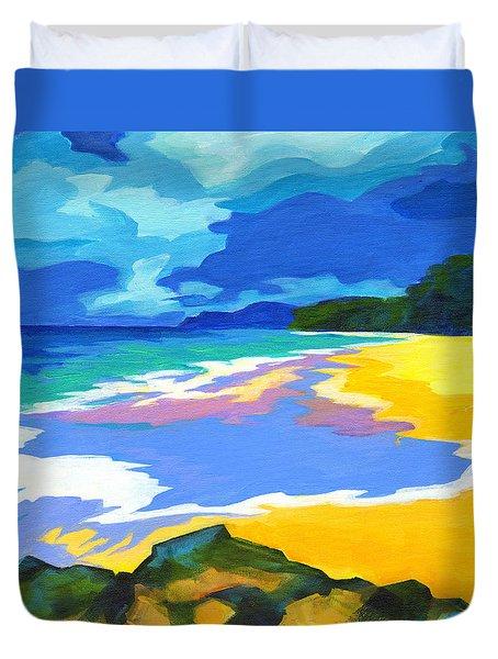 Maui Magic Duvet Cover