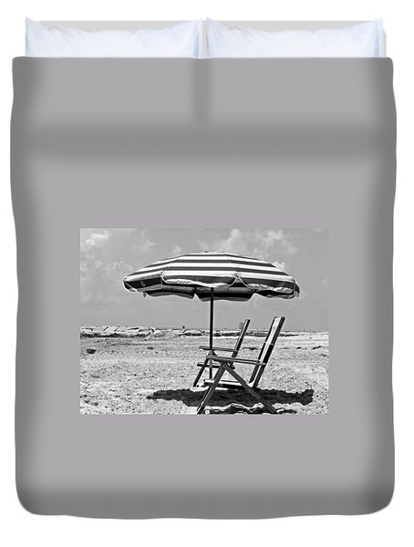 Umbrella Shade Duvet Cover