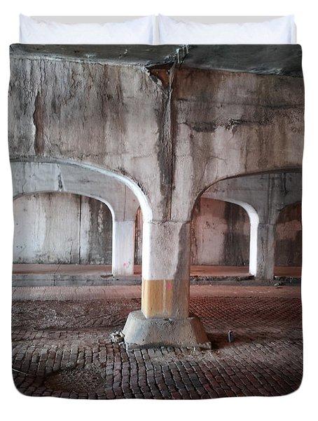 Underpass Duvet Cover