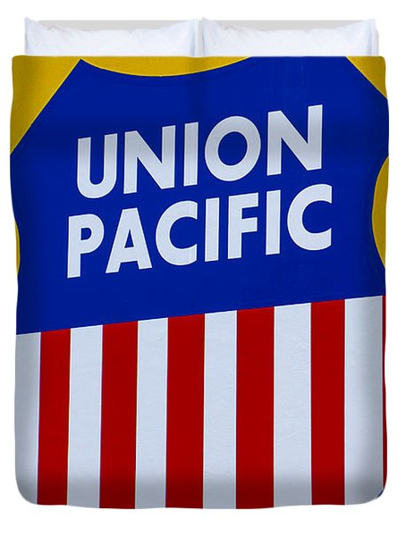 Union Pacific Railroad Duvet Covers | Fine Art America