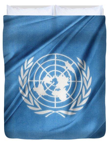 United Nations Duvet Cover