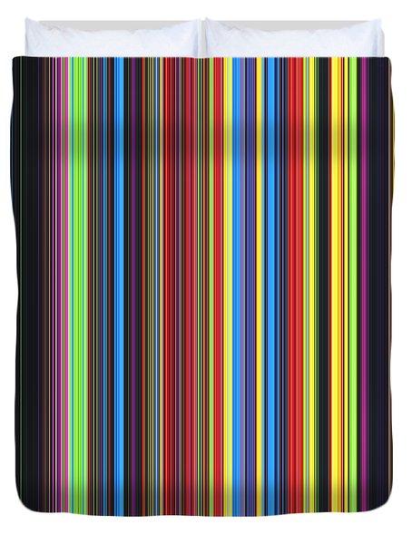 Unity Of Colour Duvet Cover