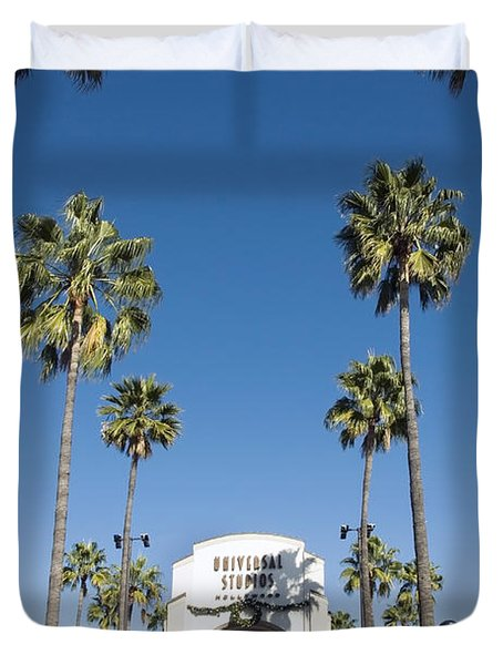Universal Studios Red Carpet Duvet Cover