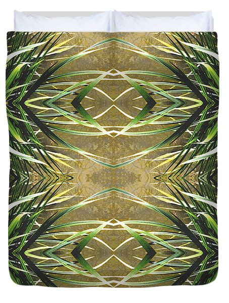 Unnatural 16 Duvet Cover by Giovanni Cafagna