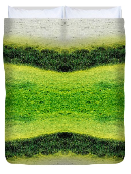 Unnatural 2.1 Duvet Cover by Giovanni Cafagna