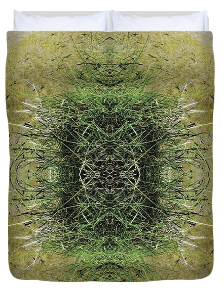 Unnatural 6.1 Duvet Cover by Giovanni Cafagna